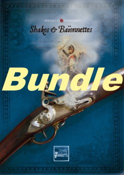 Shakos And Bayonets Bundle